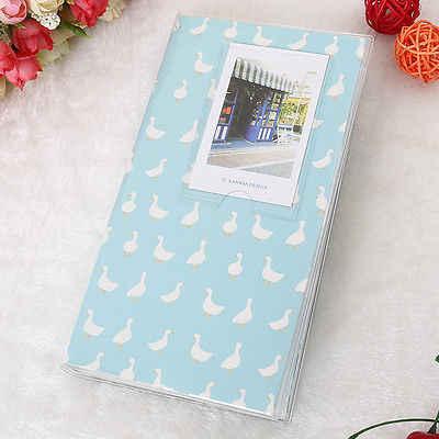84 Pockets 1Pcs Mini Film Instax Polaroid Album Photo Storage Case Fashion Home Family Friends Saving Memory Souvenir