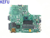 KEFU stock, hot in brazil12204 01 DNE40 CR 5J8Y4 REV: A00 ,for DELL INSPIRON 3421 Laptop Motherboar , processor 1017u (new)
