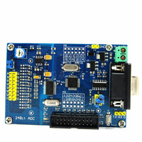 High precision acquisition module ADS1256+STM32F103C8T6 industrial control development learning board 24 bit ADC power supply