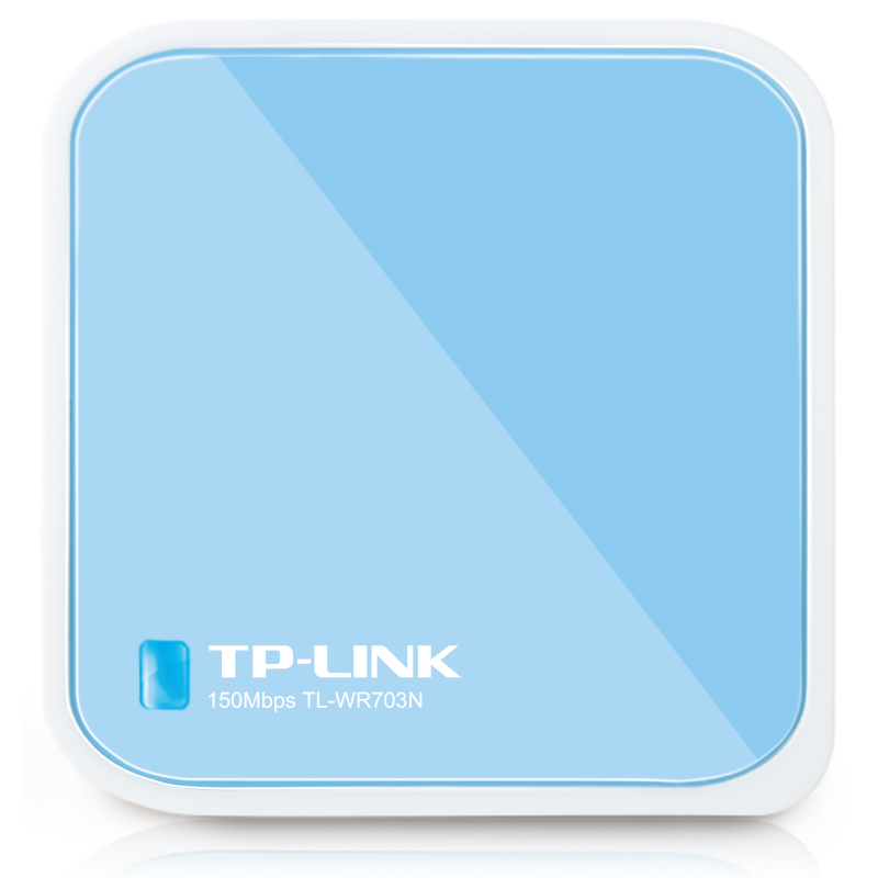 Portable Mini TP LINK 150Mbps USB Wireless 3G Router WR703N Wi Fi Router For Travel Outdoor