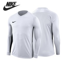 b3371eeed11 Original New Arrival 2018 NIKE FOOTBALL Men s T-shirts Long sleeve  Sportswear(China)