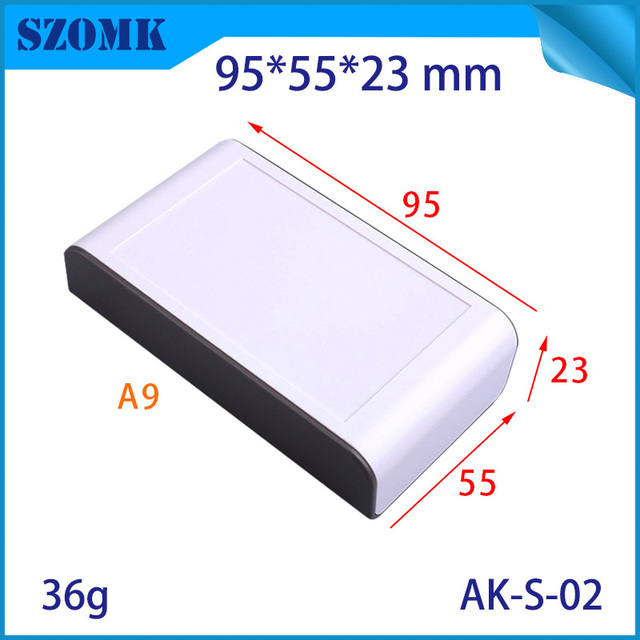 szomk plastic enclosure for pcb electronics project plastic box (1 ...