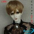 Oueneifs 9-10 polegada 1/3-alta temperatura peruca de cabelo curto menino boneca bjd sd perucas com franja moda tipo de cabelo à moda