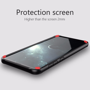 Image 5 - Heyytle противоударный чехол для samsung Galaxy S9 S8 S10 Plus Note 8 9 прозрачный чехол для samsung A5 A6 A7 A8 2018 защитный чехол