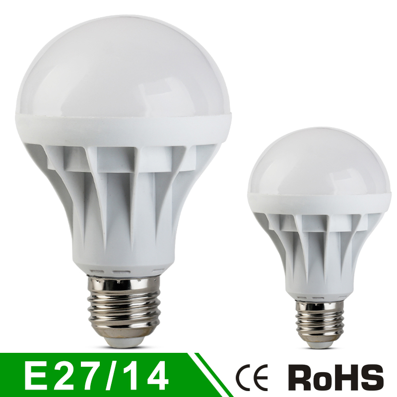 SMD 5730 Led Bulb White Warm White Energy Saving 220v Led Lamp High Bright E27 E14 220V 3w 5w 7w 9w 12w 15W Lampada LED Lamp 4pcs led light bulb 4w smd 48led energy saving lights lamp bulb home kitchen under cabinet lighting pure warm white 110 240v