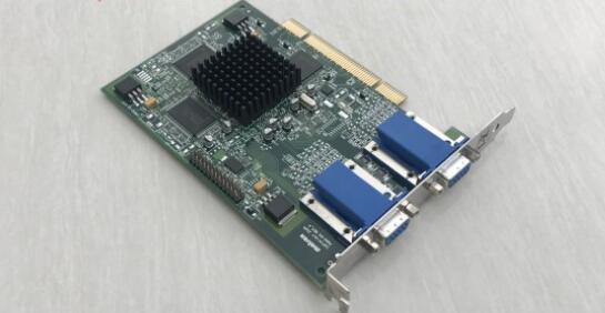 Sinnvoll Sehr Schöne Pci Grafikkarte 7003-03 Rev_a G45 + Mdhp16d/ib2 Pci Slot Video Karte Dual Db15 Port Für Ipc Motherboard