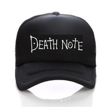 Death Note baseball caps (6 colors)