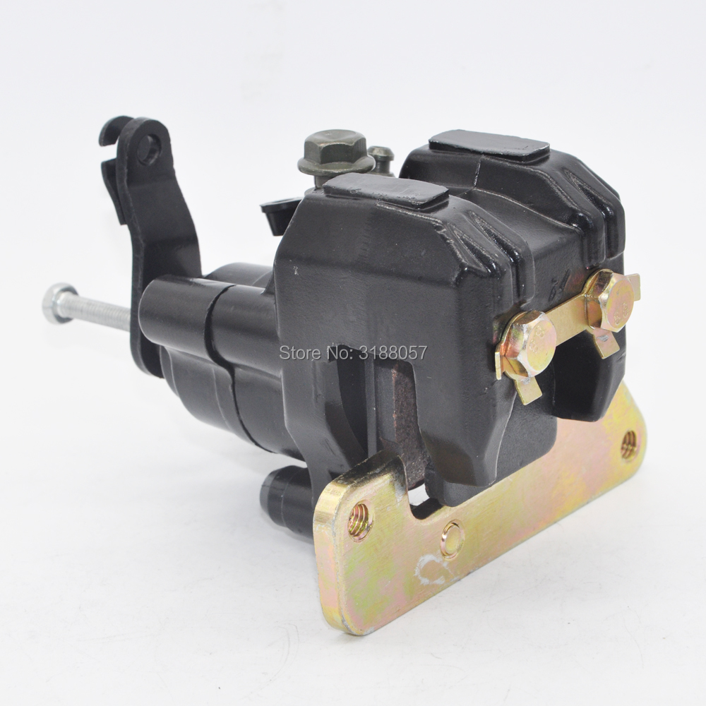 2004-2008 New Rear Brake Caliper With Pads For ARCTIC CAT 400 DVX