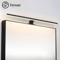 Fensalir 0.6 0.8m Wall Lamp toilet 8W/11W/13W LED Front Mirror Lights Modern Mounted Bathroom bar makeup LED Lighting Dimmable