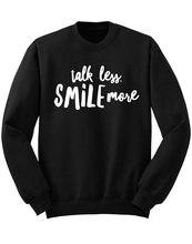 Talk Less Smile More, Hamilton Shirt, Aaron Burr Sweatshirt, Alexander Hamilton Gift Musical Broadway, Revolutionaries-E044