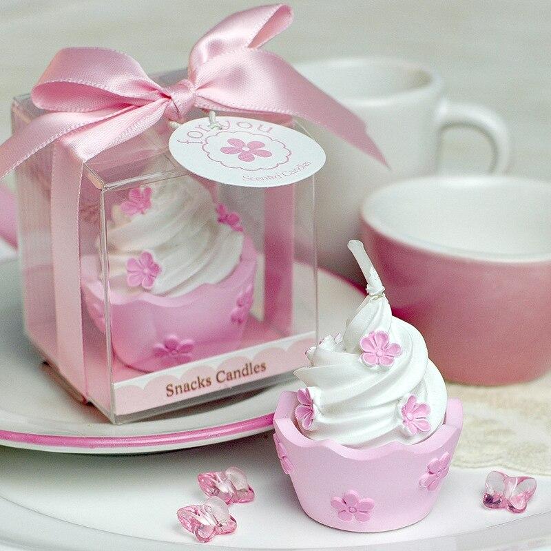 Romantique Enfants de D'anniversaire Bougies Sans Flamme Bougies Parfumées De Mariage Décor Faire Velas Gâteau BRICOLAGE Bougies Pour Enfants Cadeaux