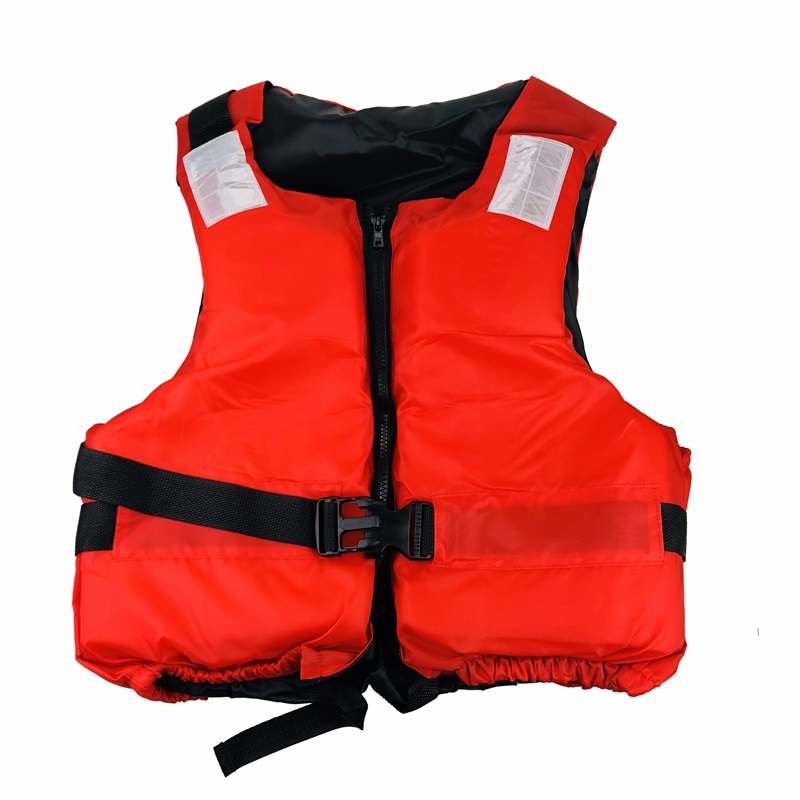 Rafting Life Jacket men women free size  less 90 KG people use life vest water sports polyester adult life jacket vest suit