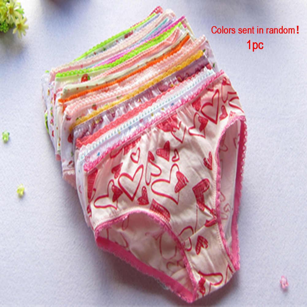1 pc New Baby Cô Gái Đồ Lót Cotton Quần Lót Cho Cô Gái Trẻ Em Tóm Tắt Ngắn Trẻ Sơ Sinh Bé Bé Quần Lót