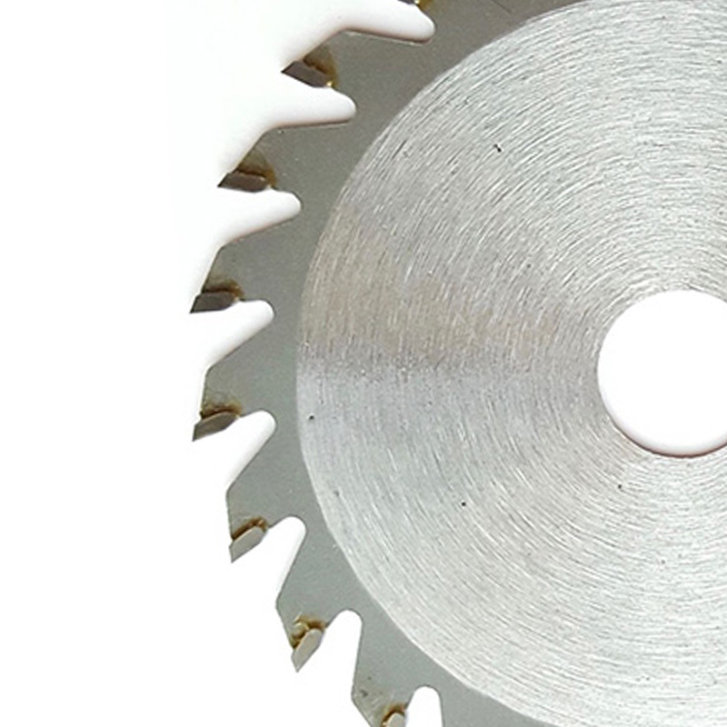 85mm 24T 10mm Bore TCT Circular Saw Blade Disc For Cutting Metals Steel Aluminum