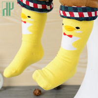 Newborn Toddler knee high socks Cartoon Animal Cat floor baby stockings Kids boy Girls Knee High Socks For Age 0-3 Years