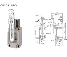 Interruptor de Limite CWLCA12-2-Q
