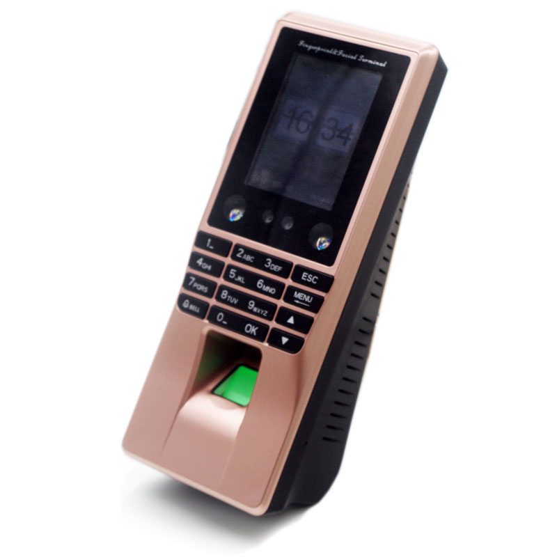 Лицо и био признание участники Системы офисные Оборудование для связи Технология будущего идентификации отпечатков пальцев