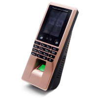 Face and Bio Recognition Attendance System Office Communication Equipment Technology of the Future Fingerprint Identification