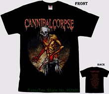 Cannibal Corpse - Torture - American Death Metal Band , T _ Shirt , Sizes : S To 6xl