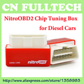 (20pcs/lot) NitroOBD2 Diesel Car Chip Tuning Box Plug and Drive OBD2 Chip Tuning Box More Power / More Torque by DHL Free