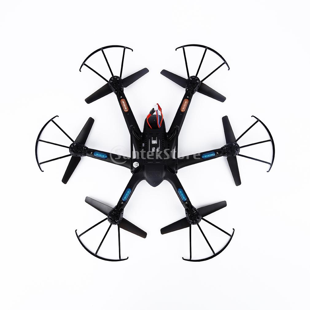 2.4G 6 Axle FPV Wifi 3D Roll RC Quadcopter Helicopter Black for MJX X600 mjx x600 motors clockwise anti clockwise motor for mjx x600 rc quadcopter drone helicopter airplane toy parts wholesale