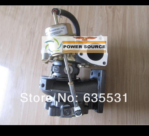 Free Ship TD04L 14411-7T600 49377-02600 Turbo Turbocharger For Nissan TD27 NS25 D22 Navara Pickup 3.2L QD32 QD32T 80KW Gaskets turbo for komats pc130 8 earth moving excavator saa4d95le 4d95le td04l 49377 01610 49377 01611 6208818100 turbocharger gaskets