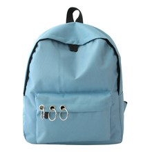 new mochilas mujer Canvas Bag Female Korean Backpack For Women School Student