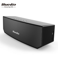 Bluedio BS3 Original Wireless Mini Bluetooth Speaker Portable Dual Speaker System Music Listening Phone Call