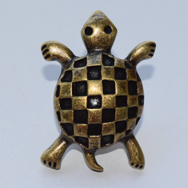 Exceptional Kids Dresser Drawer Knobs Pulls Handles Sea Turtle Antique Bronze Baby  Animal Decorative Knob Childrens Cabinet Knobs Handle In Cabinet Pulls From  Home ...