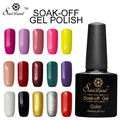 Saviland 1pcs UV Gel Nail Polish Long Lasting 10ml Gel Lacquer Vernis Varnish Manicure Soak-off Lacquer Nail Glue
