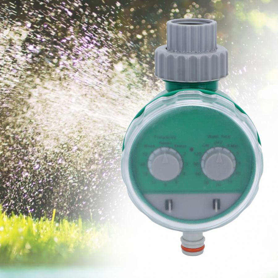 Electronic Knob Type Home Garden Irrigation Timer Watering Timer Electronic Irrigation Automatic Controller Watering System