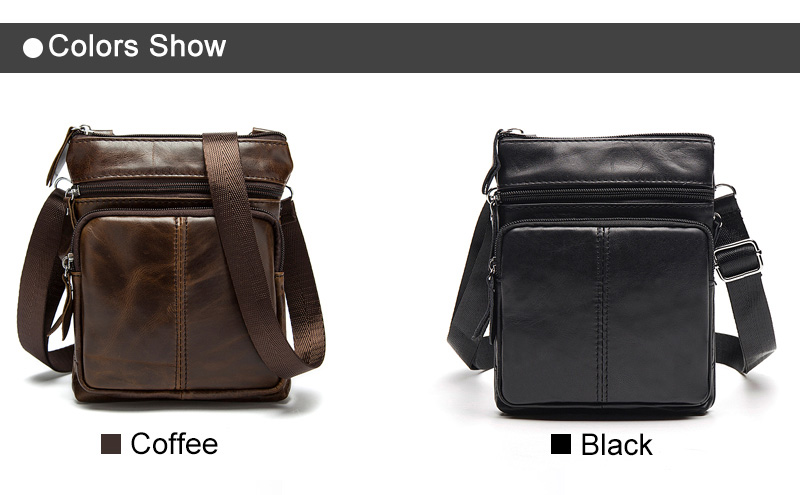Genuine Leather bag male Men Bags Small Shoulder Crossbody bags Handbags  casual Messenger. 701 01 701 02 ... edd9efa2fc61c