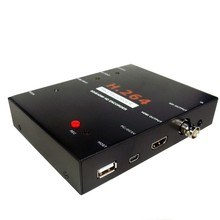 New upgrade EZCAP 286 1080P HD SDI HDMI Video Game Capture Card Video Recorder to USB Flash Disk HDD SD Card No Need Computer