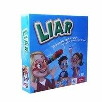 שקרן Nuse משחק לוח חדש למתוח את האמת שלך עשויים לגדול מסיבה/משפחה משחק פאזל לילדים