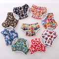 JinoBaby Swim Pañal Un Tamaño Reutilizables Pañales de Natación para bebés hasta 2 Años (Ajustes de 3kgs a 13kgs)