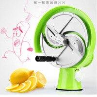 Potato And Lemon Slicer, Fruit And Vegetable Slicer, Household Fruit And Vegetables, Hand Sliced