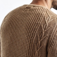 Men's Slim Fit Knitted Sweaters 2 Colors
