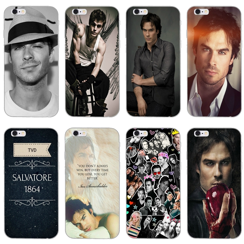 Phone-Cover Case Soft Diaries Xiaomi Redmi 5-Plus For S2 5-plus/6a/4a/.. F1 Damon-Salvatore