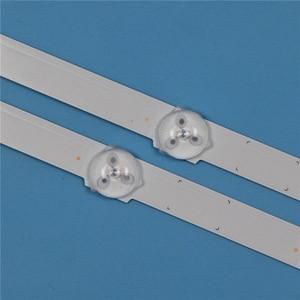 Image 4 - 9 Lamps LED Backlight Strip For Samsung UN32F5000AF UN32F5000AG UN32F5200AG UN32F5500AF UN32F5500AG Bars Kit Television LED Band