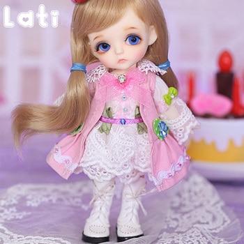 Lati Yellow S.belle 1/8 BJD SD Doll Resin Figures Body Model Baby Girls Boys Toys Eyes High Quality Fashion FANTANSY ANGEL 2