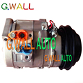 NEW AIR CONDITIONER COMPRESSOR WITH CLUTCH FOR CAR TOYOTA PRADO AC COMPRESSOR 12V