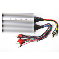 48V/60V 1800W 18 mosfet BLDC Universal Brushless DC Motor controller for motorcycle,electric bike,scooter