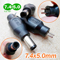 7.4mm x 5mm Car Charger Connector for HP laptop 7.4*5.0mm DC for HP Notebook Power Supply Interface