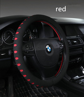 Universele Auto Stuurhoes EVA Diameter 38 cm Automotive Auto Covers 5 Kleuren Fit Meest Auto Styling Anti Houder Protecto