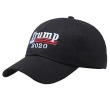 Nuevo hacen América grande otra vez Trump béisbol 2020 republicano del  sombrero de béisbol gorras bordado Trump Presidente Cap W.. 29cb8dd1509