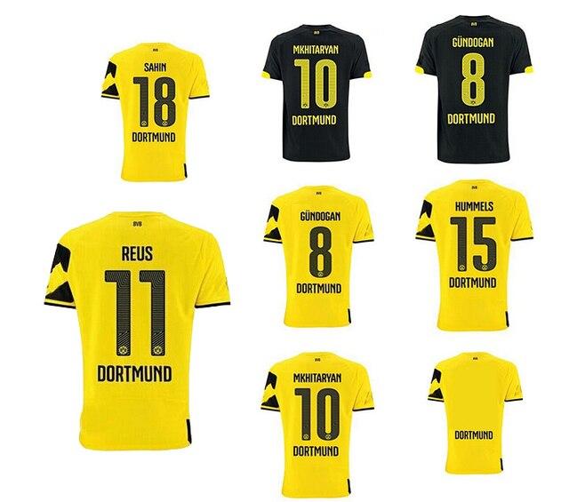 Dortmund 14 15 camisetas de fútbol BLCK amarillo Dortmund FC local ...