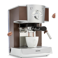 Espresso Coffee Maker Commercial/Household Coffee Machine Semi automatic Italian Coffee Maker TSK 1152A