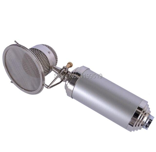 Большие диафрагма конденсатор микрофон записи микрофон продукт