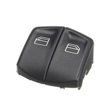 1 пара автомобиля электрический стеклоподъемник переключатель питания кнопочные крышки для Mercedes для Sprinter Vito Viano