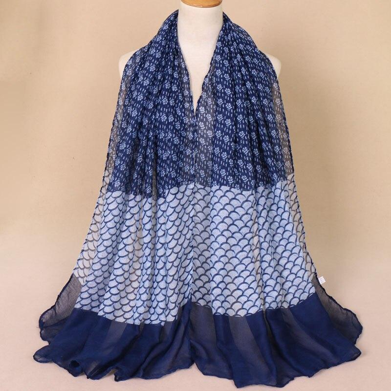 Fashion printe floral scarves viscose cotton scarf muslim hijab wraps headwrap long fashion spring scarves 180*85cm 10pcs/lot